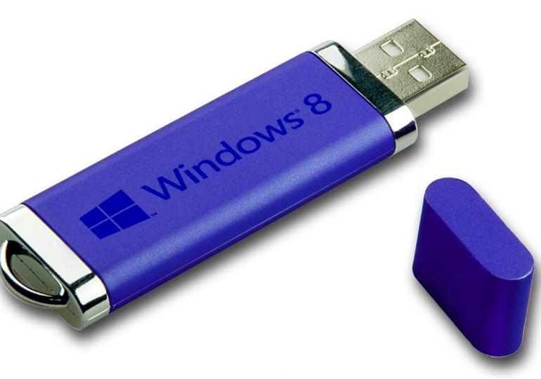 فيديو نسخ ويندوز على فلاشة USB
